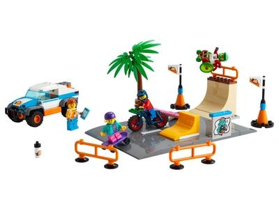 LEGO Le skatepark (60290)