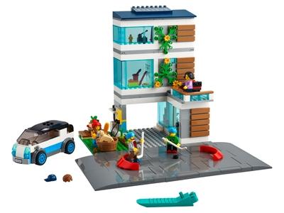 LEGO Modernes Familienhaus (60291)
