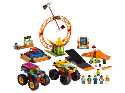 LEGO Stunt Show Arena (60295)