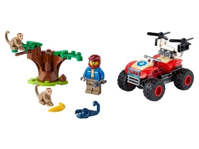 LEGO Wildlife Rescue ATV (60300)