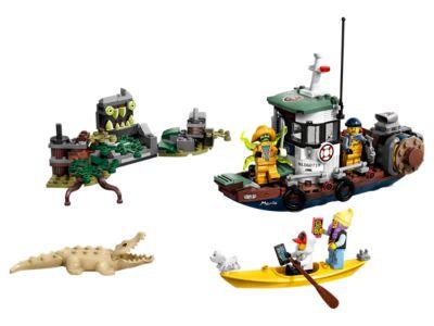 LEGO Le bateau hanté (70419)