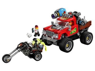 LEGO El Fuego's stunttruck (70421)