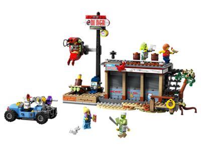 LEGO Aanval op het garnalententje (70422)