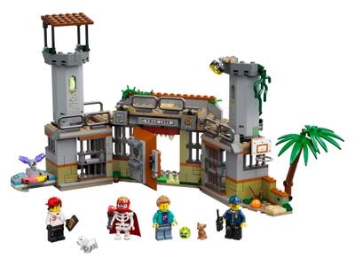 LEGO Newbury Abandoned Prison (70435)
