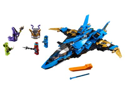 LEGO Jay's Storm Fighter (70668)