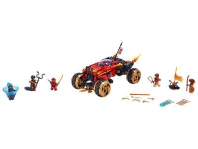 LEGO Katana 4x4 (70675)
