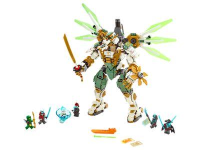 43b99306b11e4 LEGO Lloyd's Titan Mech (70676). Now € 56.41 at Amazon.de, 24% below ...