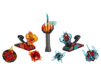 LEGO Spinjitzu Slam - Kai vs. Le samouraï (70684)