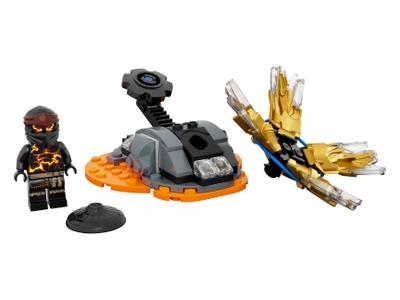 LEGO Spinjitzu Attack - Cole (70685)