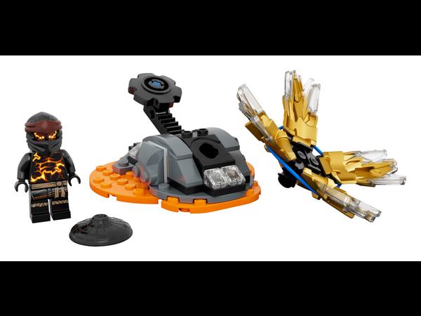 LEGO Spinjitzu Burst Cole (70685)