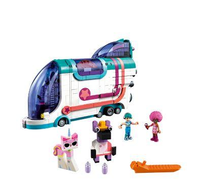 LEGO Uitklap feestbus (70828)