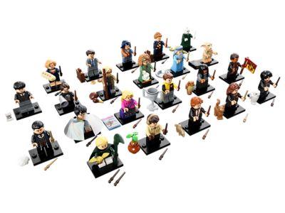 LEGO® Minifigures 71022 Harry Potter™ und Phantastische Tierwesen™ Neville Baukästen & Konstruktion