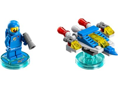 LEGO Benny Pret-pakket (71214)