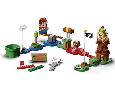 LEGO Avonturen met Mario starter set (71360)