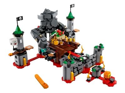 LEGO Bowser's Castle Boss Battle Expansion Set (71369)