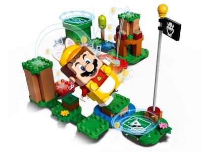 LEGO Costume de Mario chat (71372)