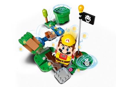 LEGO Builder Mario Power-Up Pack (71373)