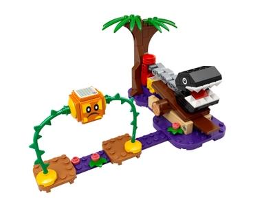 LEGO Ensemble d'extension La rencontre de Chomp dans la jungle (71381)