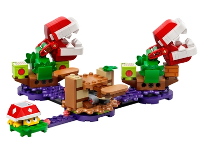 LEGO Piranha Plant Puzzling Challenge Expansion Set (71382)
