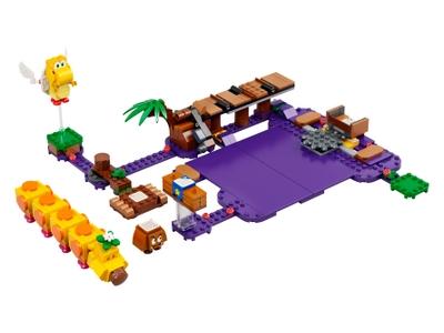 LEGO Uitbreidingsset: Wigglers giftige moeras (71383)