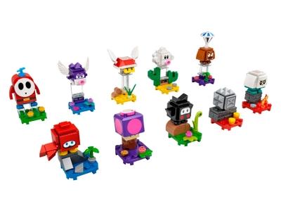LEGO Pack surprise de personnage – Série 2 (71386)