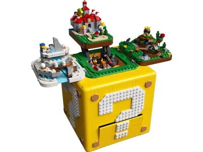 LEGO Super Mario 64™ Question Mark Block (71395)