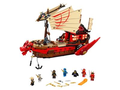 LEGO Destiny's Bounty (71705)