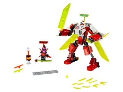 LEGO L'avion-robot de Kai (71707)