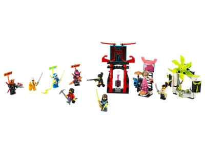 LEGO Marktplatz (71708)