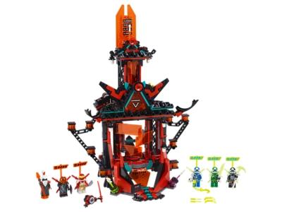 LEGO Tempel des Unsinns (71712)