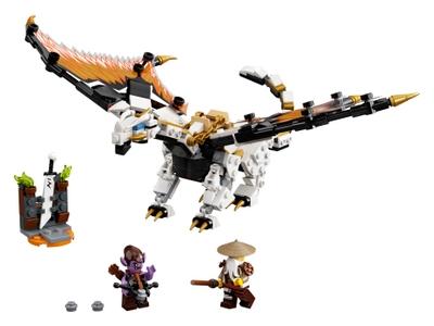 LEGO Wu's gevechtsdraak (71718)