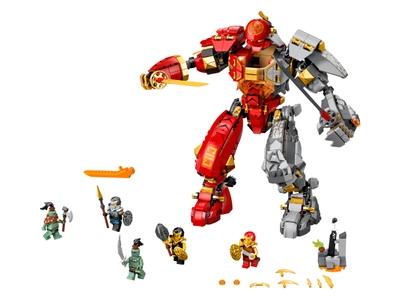 LEGO Fire Stone Mech (71720)