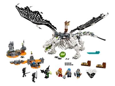 LEGO Skull Sorcerer's Dragon (71721)