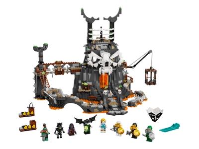 LEGO Le donjon du Sorcier au Crâne (71722)