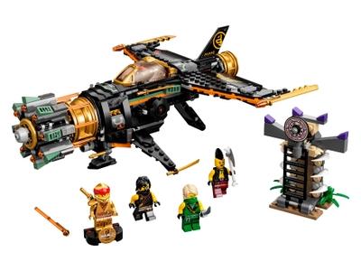 LEGO Boulder Blaster (71736)