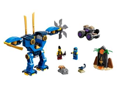 LEGO Jay's Electro Mech (71740)
