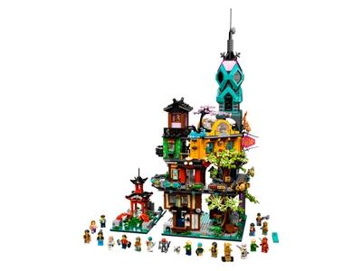 LEGO NINJAGO® City Gardens (71741)