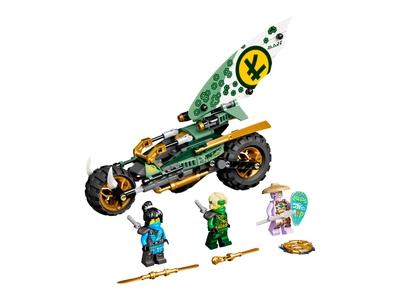 LEGO Lloyd's Junglechopper (71745)