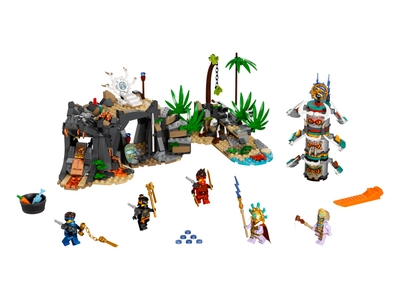 LEGO The Keepers' Village (71747)
