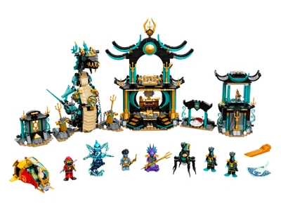 LEGO Temple of the Endless Sea (71755)