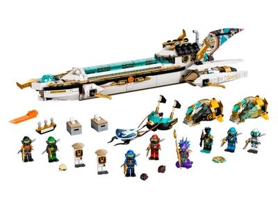 LEGO Wassersegler (71756)