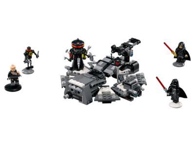 Lego Darth Vader Transformation 75183 Now 1897 At Iwoot 46