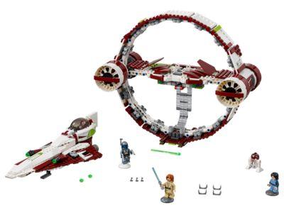 Lego Jedi Starfighter With Hyperdrive 75191 Jetzt 8999 Bei