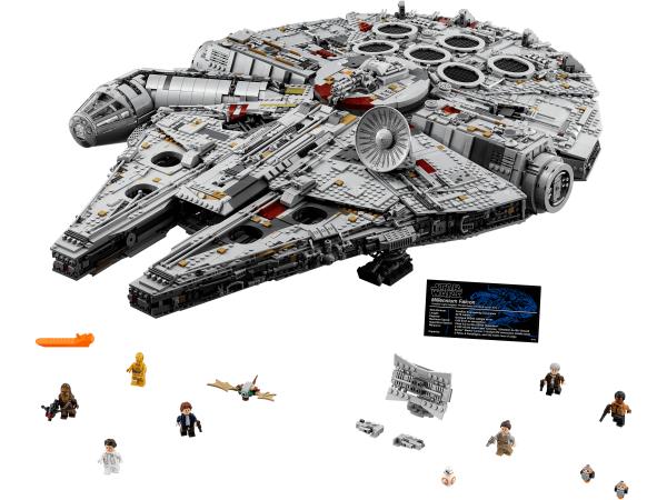 Millennium Falcon™ (75192)