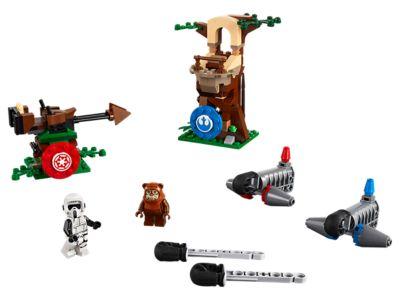 LEGO Action Battle Aanval op Endor™ (75238)