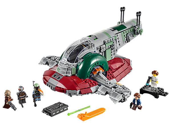 Lego Slave L 20th Anniversary Edition 75243 Now 8799 At