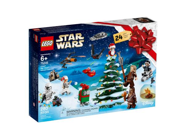 Lego Calendrier.Lego Star Wars Advent Calendar 75245