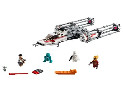 LEGO Resistance Y-Wing Starfighter™ (75249)
