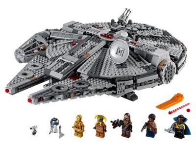 Lego Millennium Falcon 75257 Now 114 90 At Amazon Fr 32 Below The Lego Retail Price Brickwatch Netherlands Lego Pricewatch