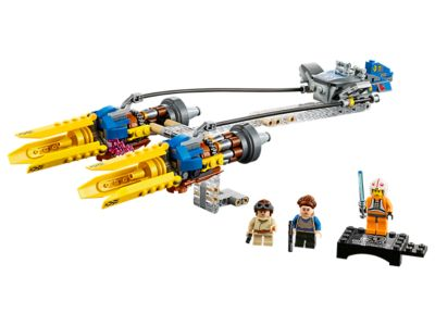 LEGO Anakin's Podracer™ – 20th Anniversary Edition (75258)